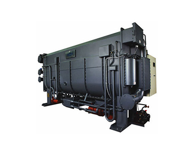 16DNH Direct-Fired Absorption Chiller