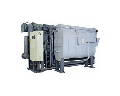 16DN Direct-Fired Absorption Chiller